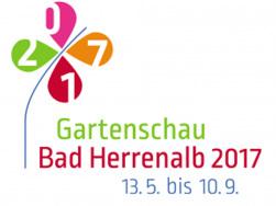 Logo Gartenschau Bad Herrenalb 2017