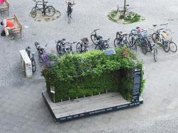 Helix® MGZ in Berlin - Solarmodul für die Wasser- und Nährstoffversorgung